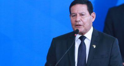 Brasil não é República de banana e haverá eleição mesmo sem voto auditável, diz Mourão