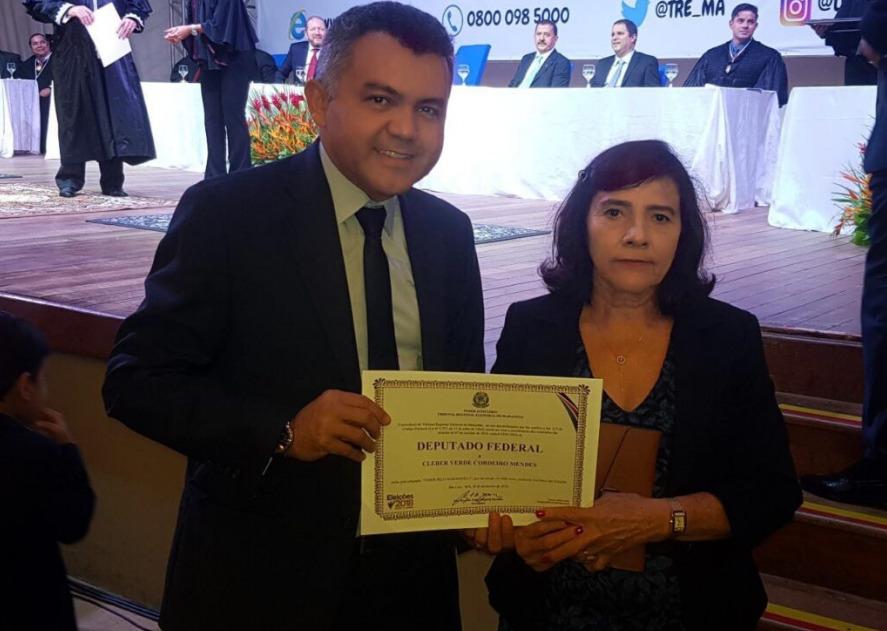 Mãe do deputado Cléber Verde é assassinada no interior do Maranhão ...