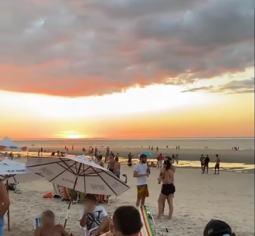 Ação interditou atividade comercial na faixa de areia da Península ...