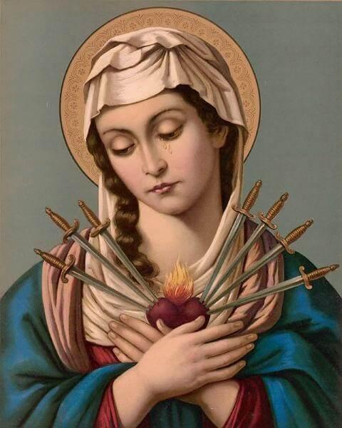 Nossa Senhora das Dores: Aprenda oração para aliviar angústia | O Imparcial
