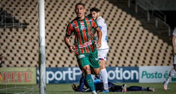 Com golaço de Marcinho, Sampaio volta a vencer na Série B diante do Paraná