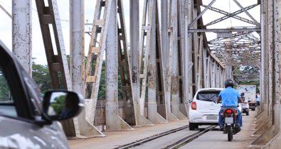Ponte Metálica, em Timon, será interditada por 15 dias para obras na estrutura