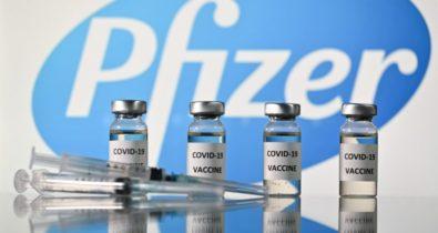 Novo lote com mais de 31 mil da vacina Pfizer chega no Maranhão