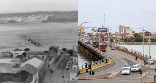 As pontes e o crescimento da cidade de São Luís