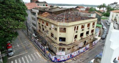 IEMA Gastronomia e Restaurante Popular serão instalados em prédio no Centro Histórico