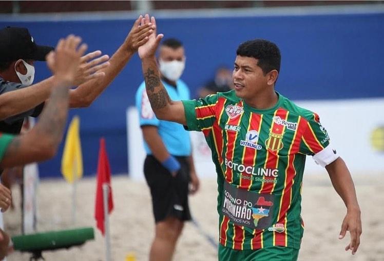 Trio Maranhense E Convocado Para A Selecao Brasileira De Beach Soccer O Imparcial