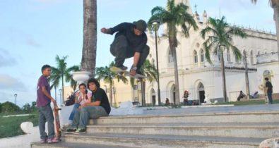Esporte radical: movimento de skate amador cresce em São Luís