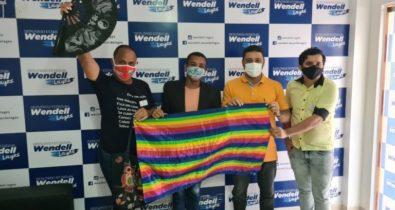 Deputado dialoga com movimento LGBTQIA+