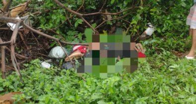 Homem é encontrado morto em córrego no Parque Pindorama