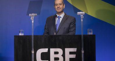 Presidente da CBF estará na final do Campeonato Maranhense