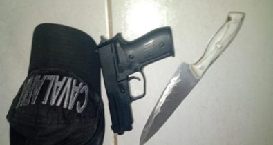 Presos dois homens suspeitos de roubarem veículo no Maracanã
