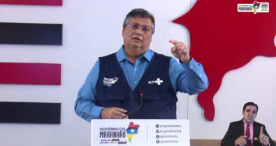 O governador do Maranhão Flávio Dino, descarta o São João este ano