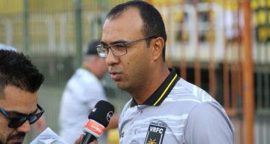 Felipe Surian é o novo técnico do Sampaio para a Série B