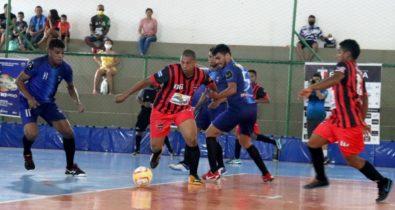 Sampaio Araioses, Villa Nova e Shekina vencem no Estadual Adulto de Futsal