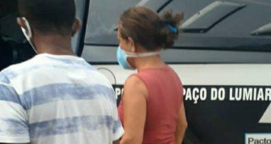Casal é preso por suspeita de estupro de vulnerável no Paço do Lumiar