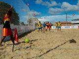 São Luís sediará segunda etapa do Maranhense de Beach Soccer