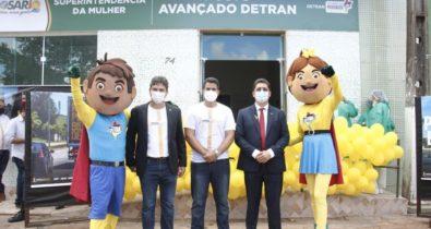 Prefeitura de Rosário juntamente com Detran-MA inauguram novo Posto Avançado