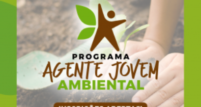 Inscrições abertas para o Programa Agente Jovem Ambiental no Maranhão
