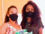 Estúdio de beleza promove ação solidária com arrecadação de alimentos
