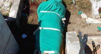 Jovem é assassinada dentro de cemitério no interior do Maranhão