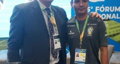 Jânio Silva: Alto rendimento na gestão esportiva