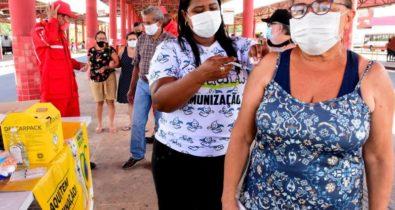Maranhão já vacinou 1,3 milhão de pessoas contra a gripe