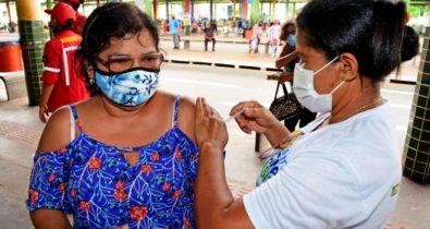 Meta vacinal em São Luís é de 350 mil pessoas