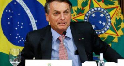 """""""Brasil deve ser maior produtor mundial de alimentos"""", afirma Bolsonaro"""