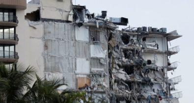 Sobe para 11 número de mortos em desabamento de prédio na Flórida