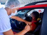 Maranhão sobe mais de 10 posições no ranking nacional da vacinação