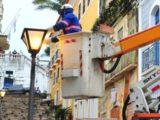 Rua do Giz passa por serviços de requalificação