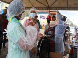 Arraial da Vacinação em Rosário bate recorde de doses aplicadas