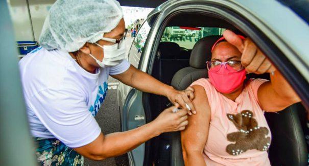 Arraial da Vacinação acontece neste fim de semana