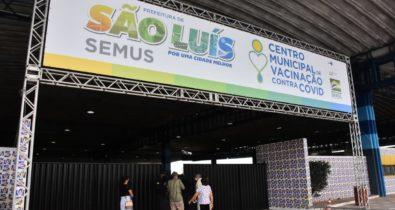 Segundo o Secretário de Saúde de São Luís, estima-se que até 30 de junho toda população com mais de 18 anos será vacinada com a primeira dose