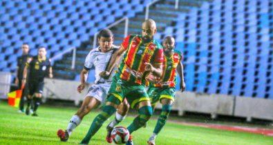 Com gol no último lance, Sampaio bate Ponte Preta na Série B