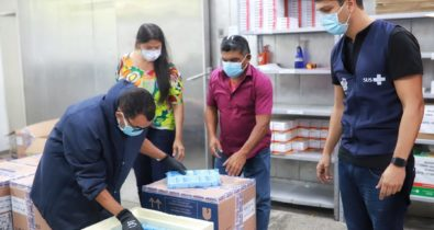 Maranhão recebe mais 63.180 mil doses da vacina Pfizer