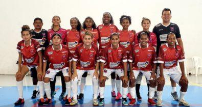Balsas Futsal é campeão estadual Sub-19 Feminino
