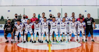 Balsas pretende disputar Liga Nacional de Futsal