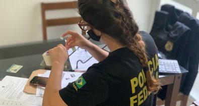 PF deflagra operação contra grupo suspeito de fraudes licitatórias no Maranhão
