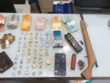 Dois suspeitos são presos por tráfico de drogas em Palmeirândia