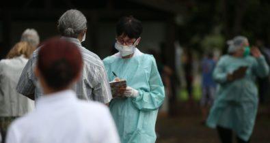 Menos de 30% comparecem a unidades de saúde para tomar vacina da gripe