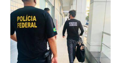 Wilson Lima, governador do Amazonas, é alvo de operação da Polícia Federal