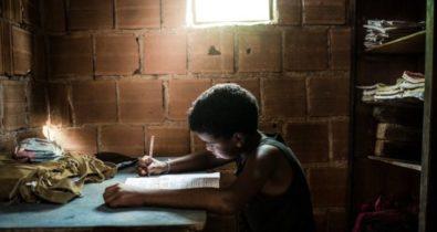 60% das crianças não tem acesso à internet