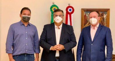 Flávio Dino reúne partidos para decidir futuro dos Leões