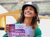 Rayssa Leal estreia neste domingo nas Olímpiadas de Tóquio
