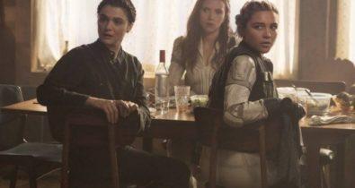 'Viúva Negra' bate recorde do cinema norte-americano na pandemia