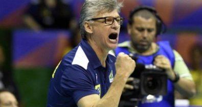 Brasil busca quarta medalha olímpica no vôlei