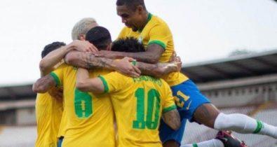 Seleção Brasileira não sabe o que é derrota em estreia olímpica desde 1996