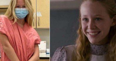 Miranda McKeon, atriz de 'Anne With an E', descobre câncer de mama aos 19 anos