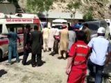 No Paquistão, explosão de ônibus  mata 13 pessoas, incluindo 9 chineses